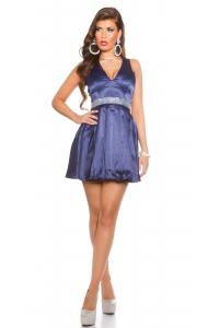 Obrázok pre Spoločenské šaty s kamienkami   námornícky modré a04b8dded3