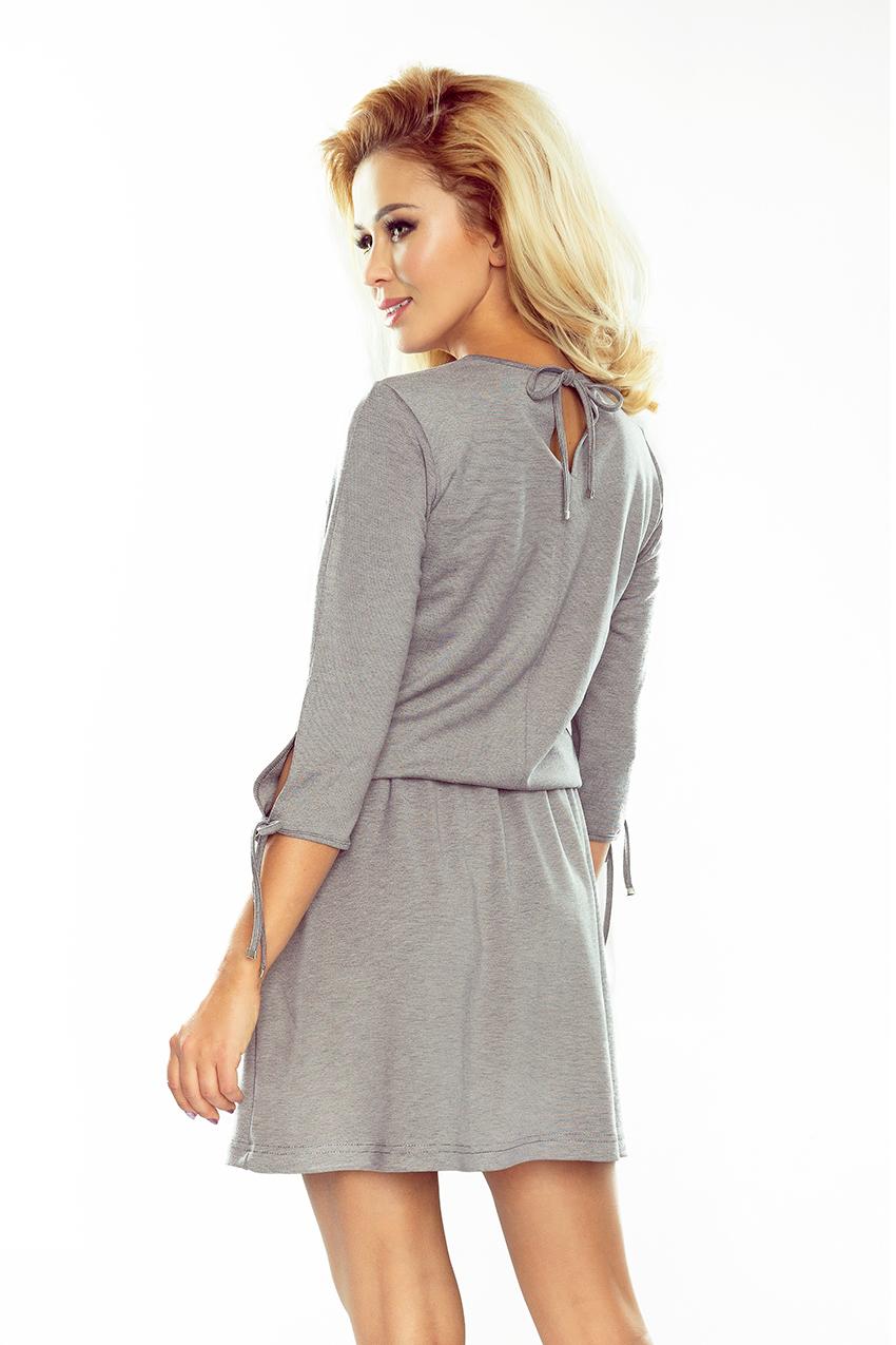 279e9199c ... Obrázok pre 176-1 EWA -športové šaty / šedé ...